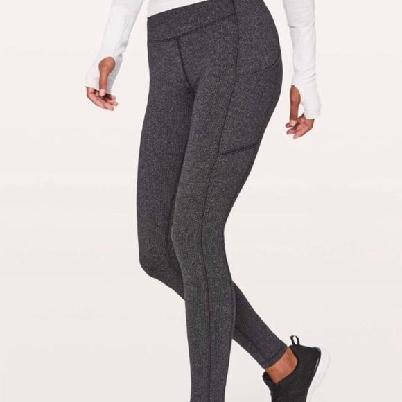da2f3fced8b82 lululemon athletica Pants | Lululemon Speed Tights Herringbone ...